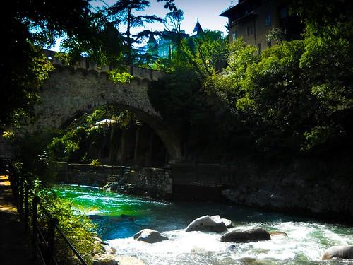Steinerner steg ponte romano bildnachweis erforderlich for Azienda soggiorno merano