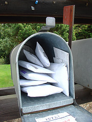 Mailing Junk back to Junk Mailers by Oran Viriyincy | by Jennifer Kumar
