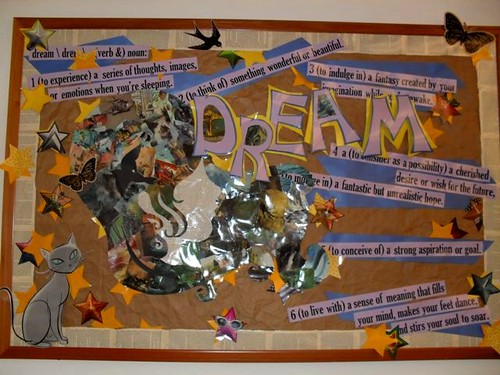 DREAM Bulletin Board  Jan.2010 | by Geneva Designs