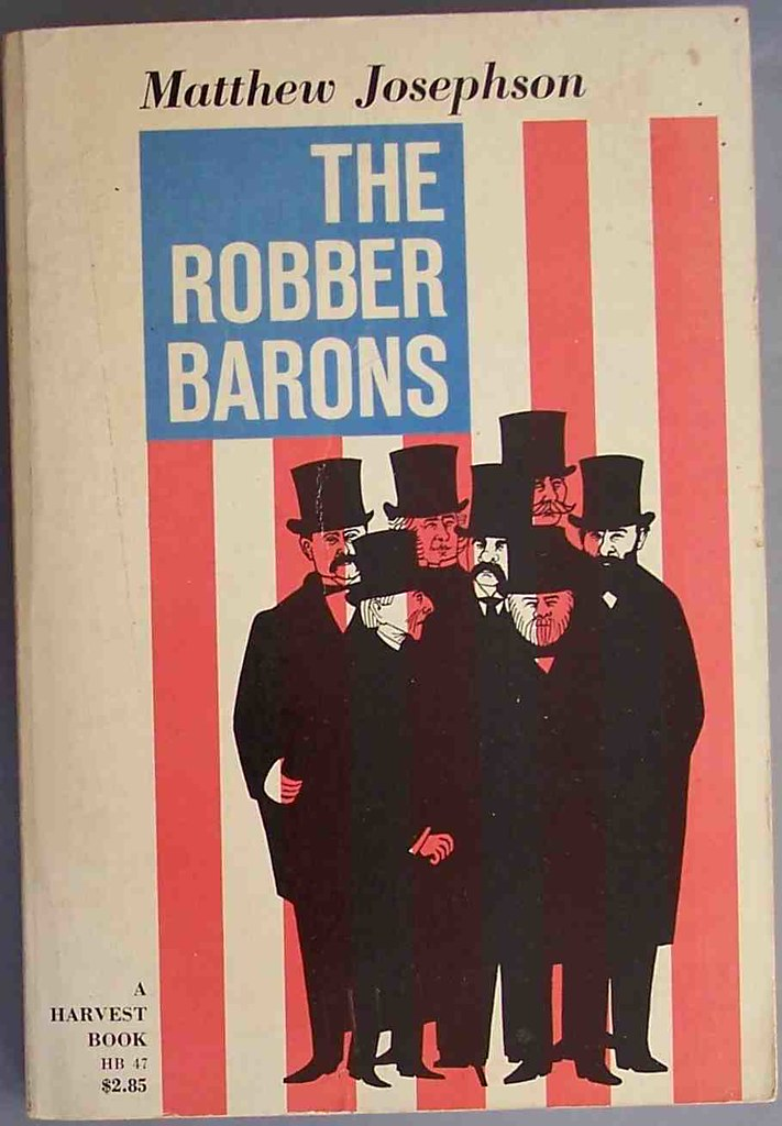 the robber barons essay