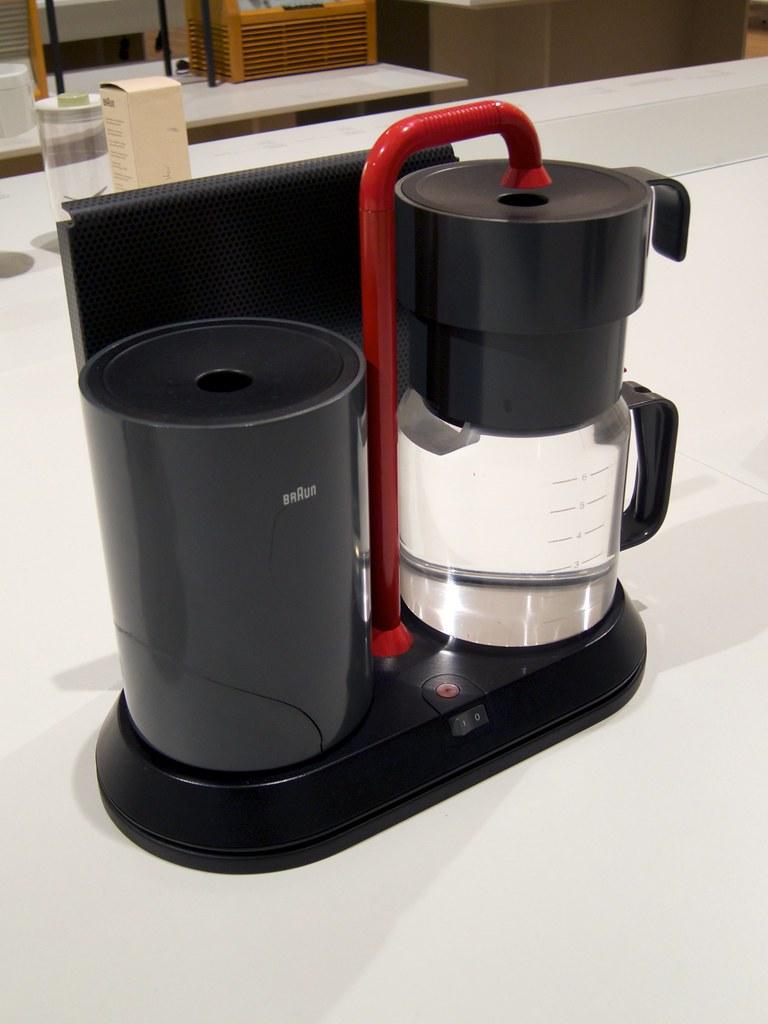 Braun Coffee Maker Paul Lloyd Flickr