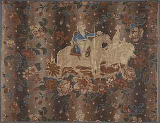 Zachary Taylor Portrait Textile | by Cornell University Library