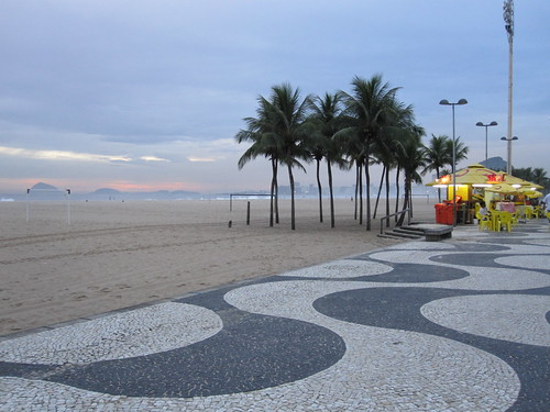 Copacabana Beach | by veganbackpacker