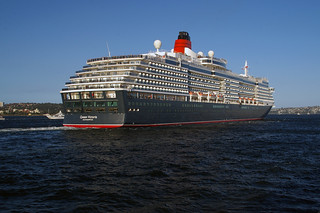 MS Queen Victoria, Cunard Line | by Ebroh