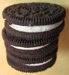 3 stacked  double stuff Oreos | by wintersoul1