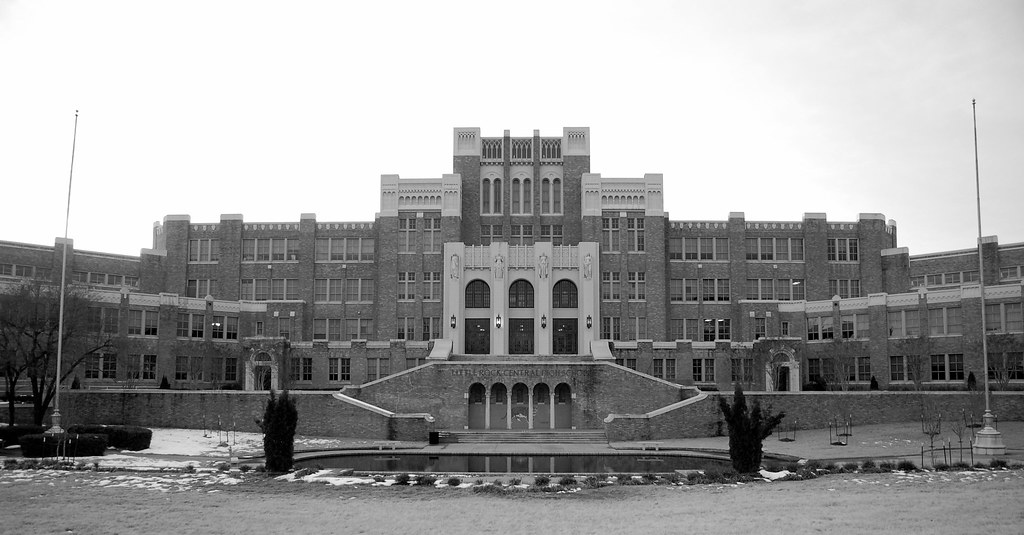 Arkansas National Guard and the integration of Central High School