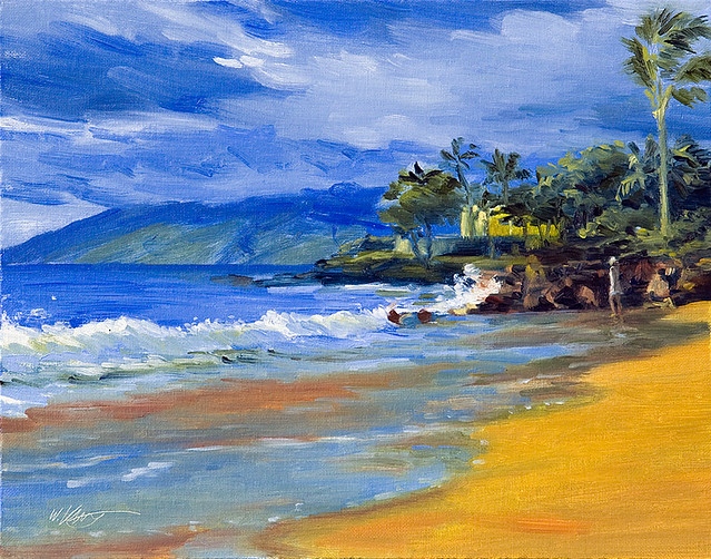 Maui Paintings Wall Art For Sale