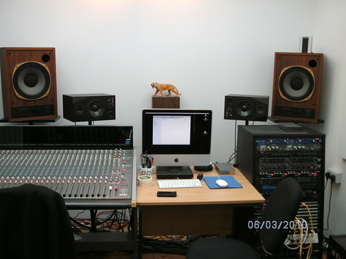 March 2010 Studio Day 1 | by SoundofRum