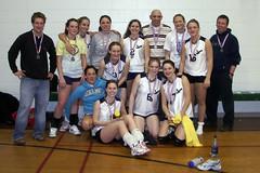 Sr Girls Volleyball 0405