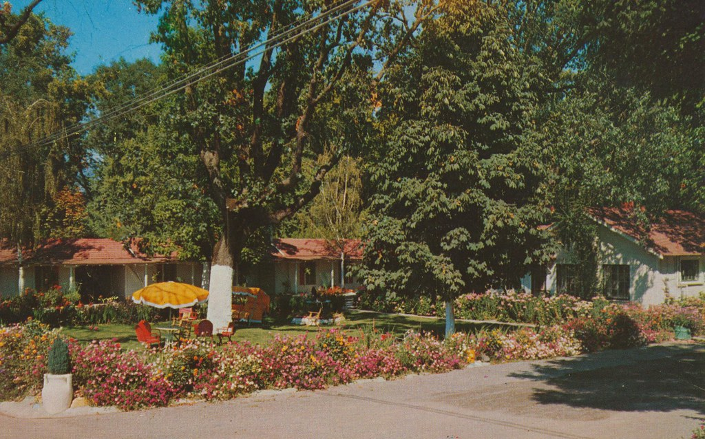 Grants Pass Motel - Grants Pass, Oregon