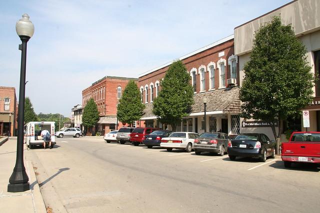 Monticello, Illinois