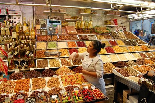 Boqueria Food Market