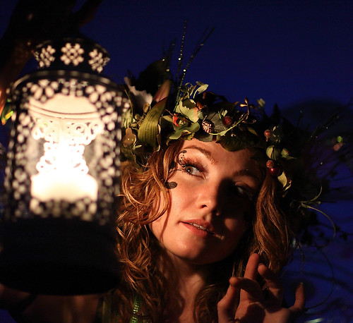 The Enchanted Firefly Lamp | by gbrummett