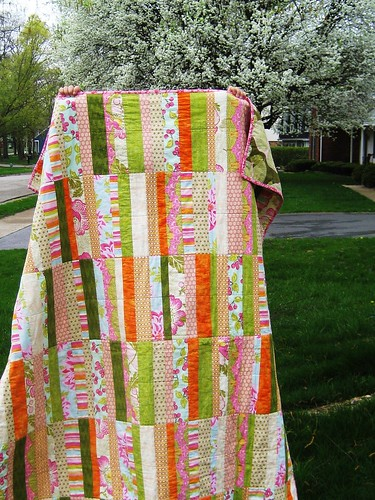 Val's Girlie Urban Amish Quilt | by PinkPlease!