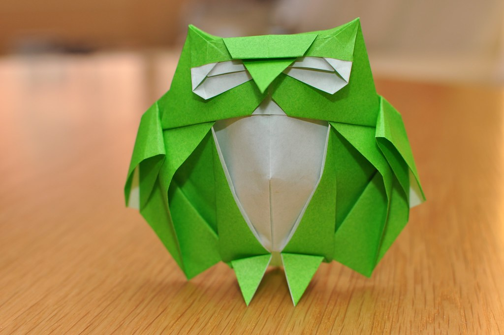 Origami Owl By Roman Diaz Folded Me Daniel Scher Flickr