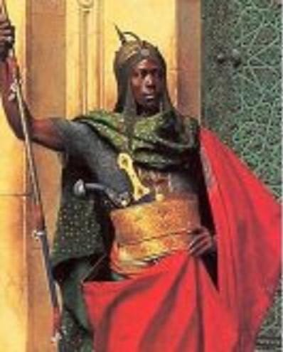 African Warrior African Warrior