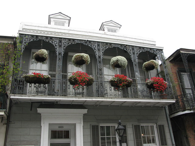 French quarter balconies explore edfinn 39 s photos on for French quarter balcony