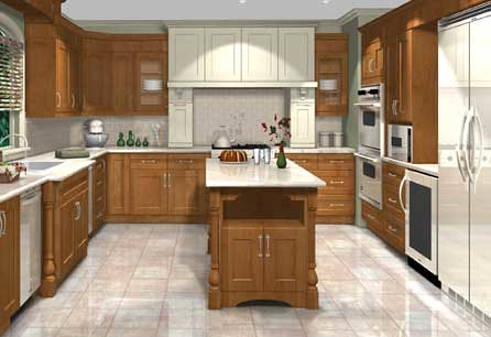 2020 Design Kitchen 4 By 2020 Technologies