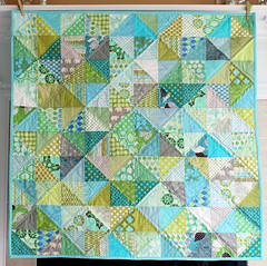 If it's a boy quilt - front | by susan weinroth