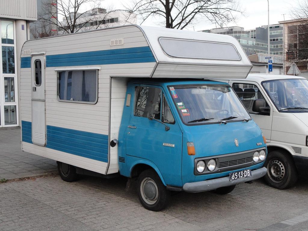 1977 Toyota Hiace Camper 15 April 2010 Den Haag