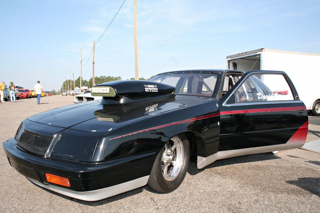 Chrysler Lebaron Drag Car Mitch Prater Flickr