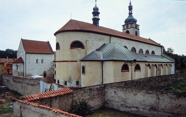 Stará Boleslav (okres Praha-východ), kostel sv. Václava