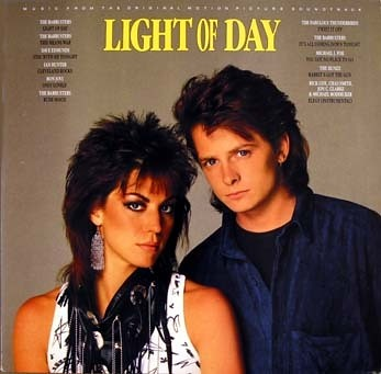 Joan Jett in Light of Day movie poster | I love this movie ...
