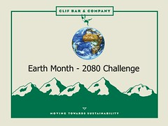 Clif Bar & Company Earth Month - 2080 Challenge | by ClifBar&Co