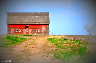 Roadside Red Barn | by pam's pics-