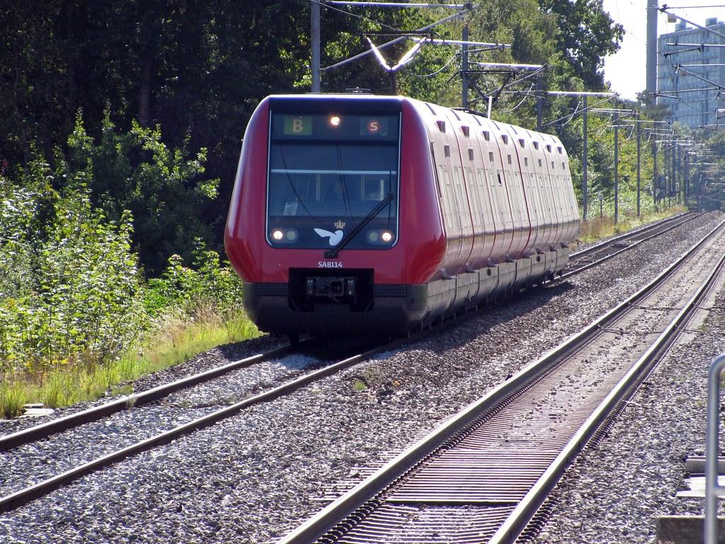 Copenhagen S-tog | S-Tog is the name of the Copenhagen subur… | Flickr