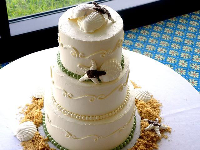 Wedding Cakes Carolina Beach Nc
