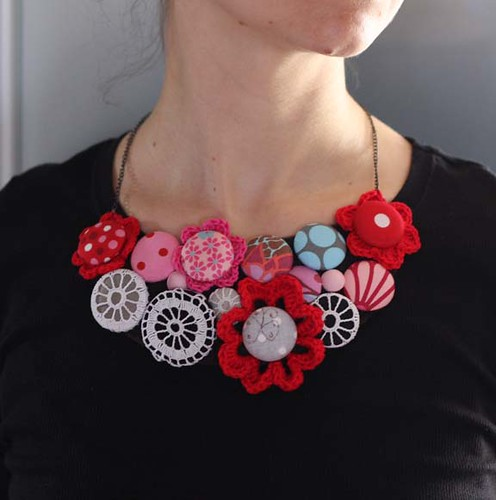 funky necklace | by Katarina Roccella