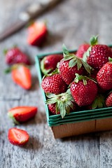 Local Strawberries | by tartelette