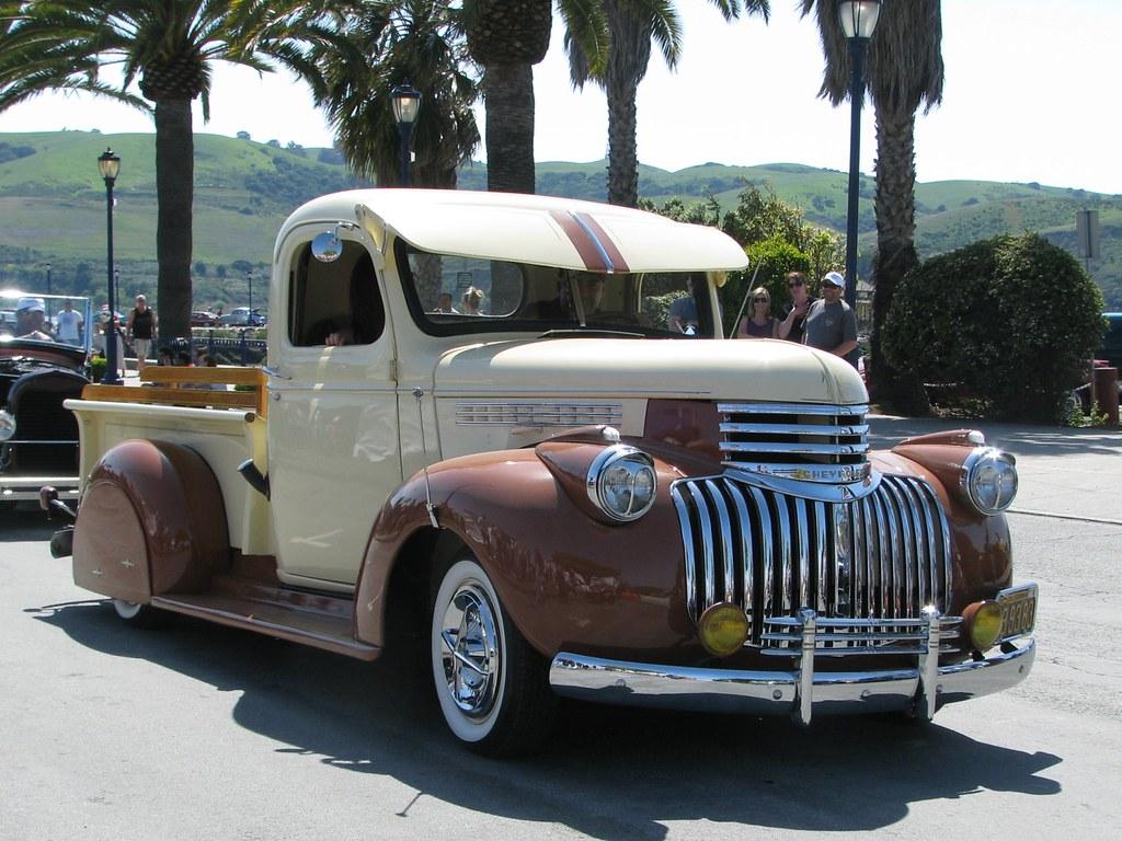 New Chevy Trucks >> 1941-46 Chevrolet ½ Ton Pickup (Custom) '1B 93 83' 1 | Flickr