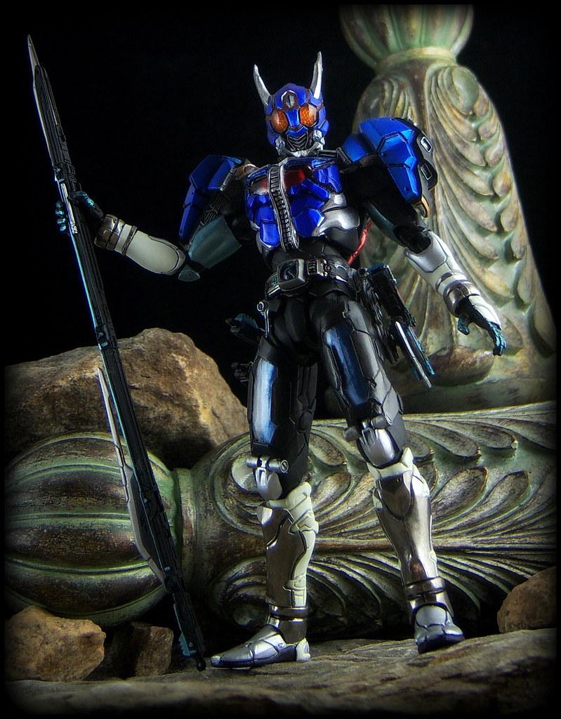 SIC Limited Edition - Masked Rider Den-O [Rod Form] | Flickr