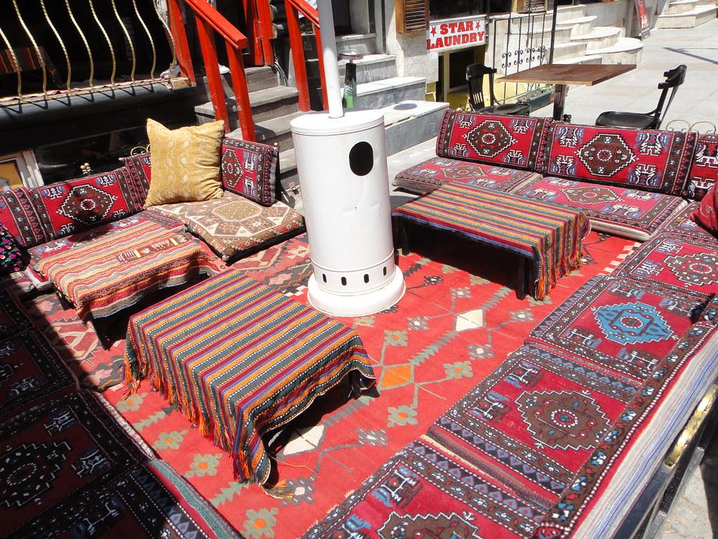 Jual Cafe Table Pearl Terbaru 2018 Tcash Juli Celana Jeans Strech Panjang Pria Model Slimfit Hitam Turkish Hospitality A Patio As We Have Sidewalk Ca Flickr By M