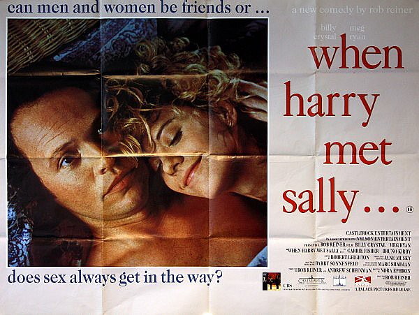 when harry met sally essay example Short story/essay articles  when harry met sally,  look directly to the highly successful lord of the rings trilogy for a terrific example of.