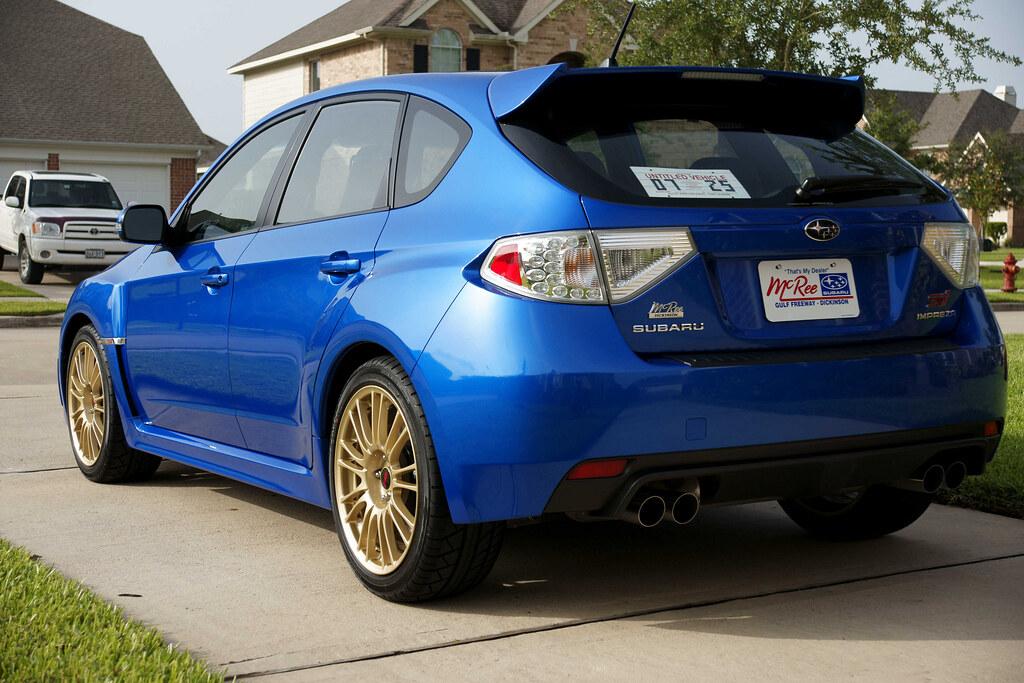Subaru Impreza WRX STI Hatch 2008 004 | TMZ | Flickr