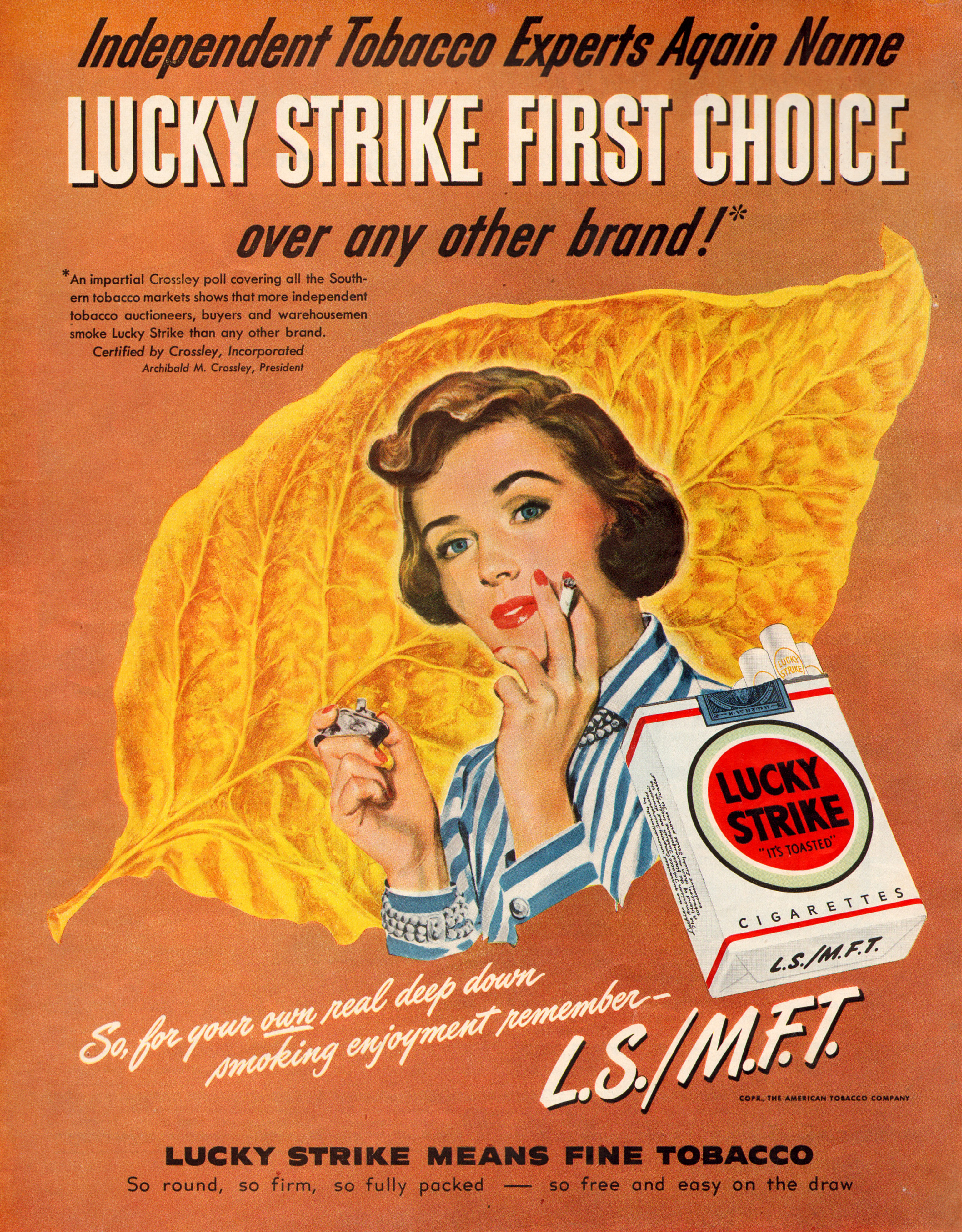Lucky Strike - 1948