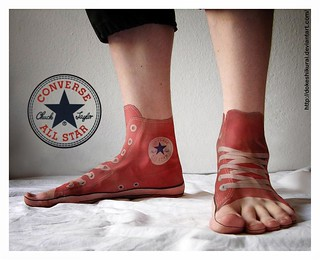 CONVERSE TATTOO | by DoKe...