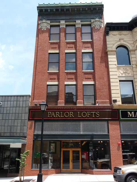 parlor lofts in downtown lynchburg virginia flickr