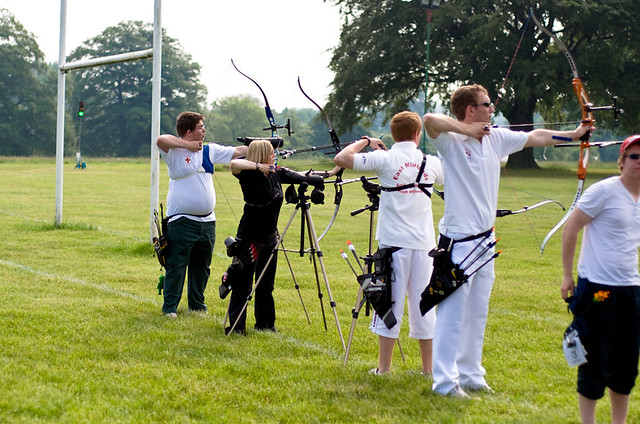 Durham City Archers Flickr
