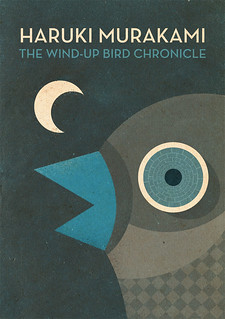 The Wind-Up Bird Chronicle | by Zara Picken Illustration