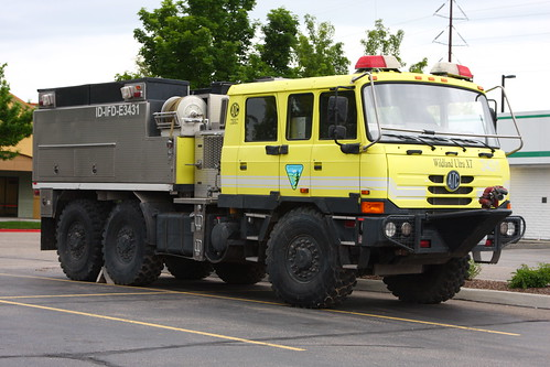 Wildland Ultra Xt Fire Truck The Atc Wildland Ultra Is A