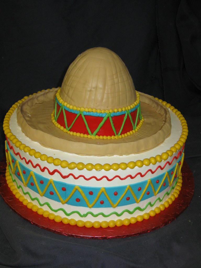 Sombrero Cake Haines Barksdale Flickr