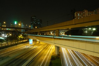 Hong Kong - Rail and Road Traffic Trails | by cnmark