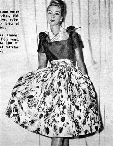 The 1960s-1960 Paris fashion | Flickr - Photo Sharing!