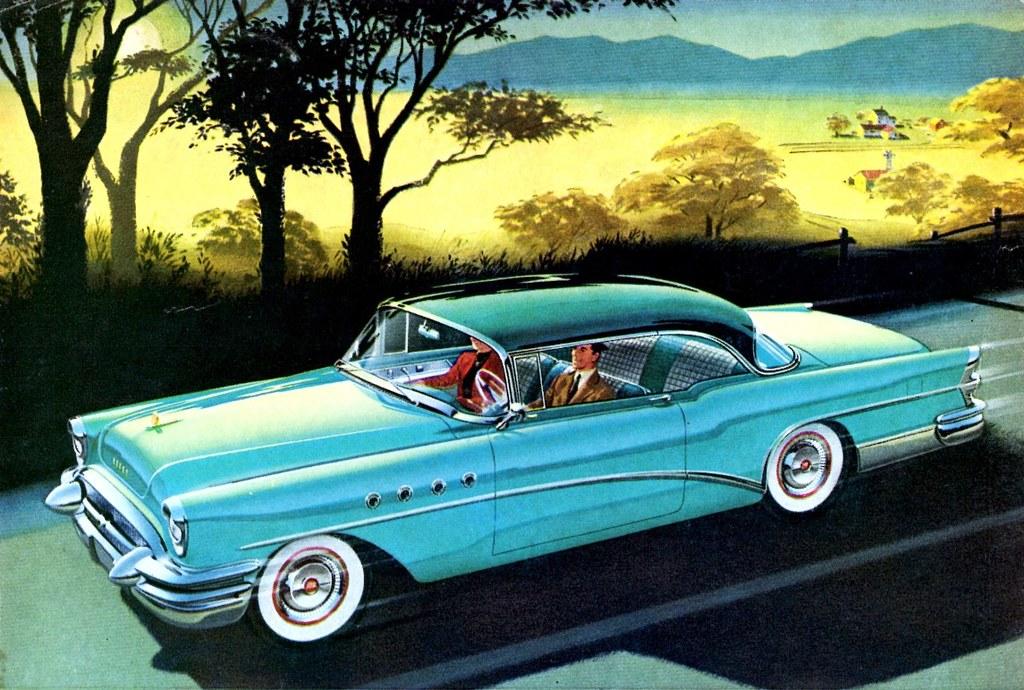 1955 buick roadmaster 2 door hardtop alden jewell flickr for 1955 buick roadmaster 4 door