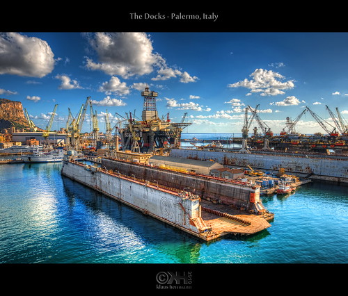 The Docks - Palermo, Italy (HDR) | by farbspiel