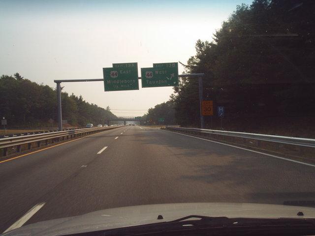massachusetts state route 24 m3367s 4504 massachusetts